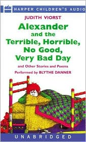 Alexander and the Terrible, Horrible, No Good, Very Bad Day Audio: And Other Stories