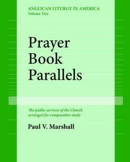 Prayer Book Parallels Voulme 2 (Pbk)