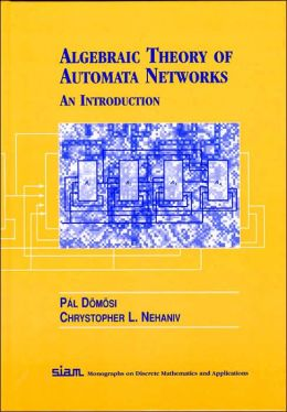 Algebraic Theory of Automata Networks: A Introduction