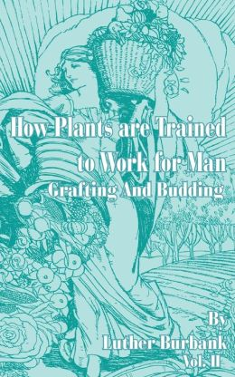 How Plants Are Trained to Work for Man: Grafting and Budding