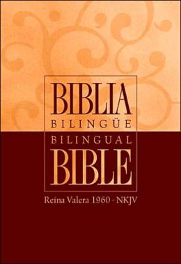 Biblia Bilingue-Tapa dura: RVR 1960-NKJV