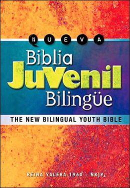 Biblia Juvenil Bilingue: RVR 1960-NKJV