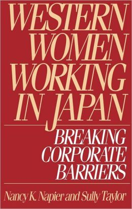 Western Women Working In Japan