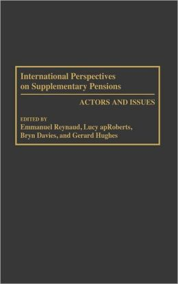 International Perspectives On Supplementary Pensions