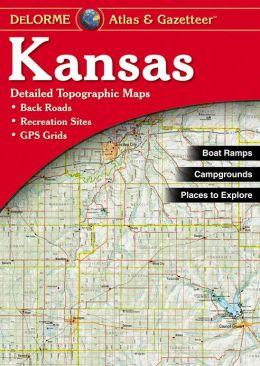 Kansas - Delorme 1st /