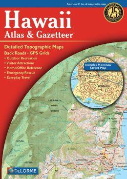 Hawaii Atlas and Gazetteer