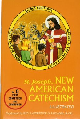 St. Joseph New American Catechism: First Communion