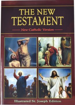 Saint Joseph New Testament: New American Bible (NAB)