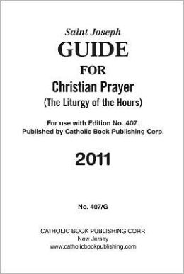 Saint Joseph Guide for Christian Prayer: (The Liturgy of the Hours)