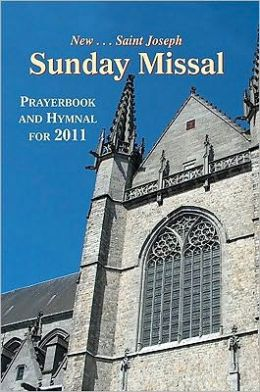 Saint Joseph Sunday Missal Prayerbook and Hymnal