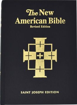 Saint Joseph Student Bible, Deluxe Full Size Print Edition: New American Bible (NABRE), Back Clothbound