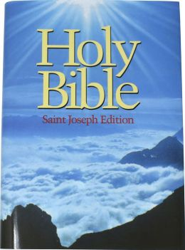 Saint Joseph Student Bible, Deluxe Full Size Print Edition: New American Bible (NAB)