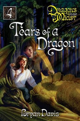 Tears of a Dragon (Dragons in Our Midst Series #4)