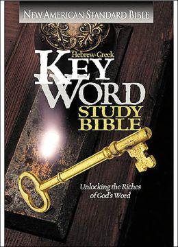 Key Word Study Bible-NASB Spiros Zodhiates