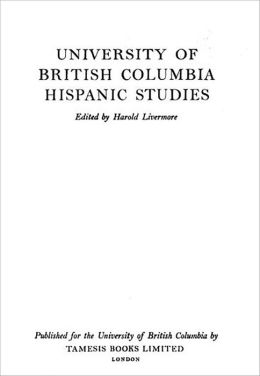 University of British Columbia Hispanic Studies