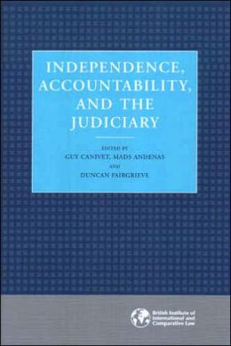 Accountability of the Judiciary