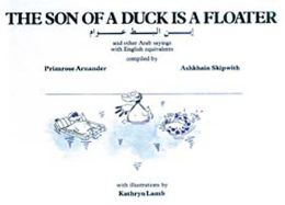 The Son of a Duck Is a Floater