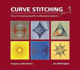 Curve Stitching: The Art of Sewing Beautiful Mathematical Designs