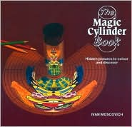 Magic Cylinder Book: Hidden Pictures to Color and Discover