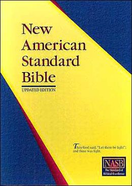 Side-Column Reference Bible, Wide Margin Edition: New American Standard Bible Update (NASB), black bonded leather