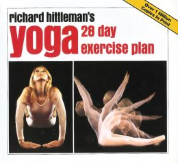 Richard Hittleman's Yoga: 28-Day Exercise Plan