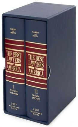 Best Lawyers in America, 2007