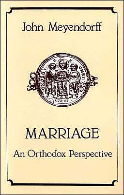 Marriage: An Orthodox Perspective