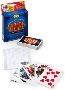 The Original Wizard Card Game: The Ultimate Game of Trump!