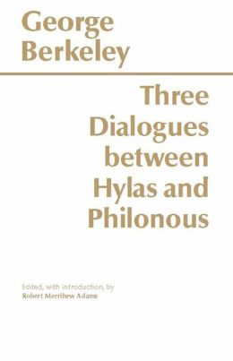 THREE DIALOGUES/HYLAS & PHILONOUS
