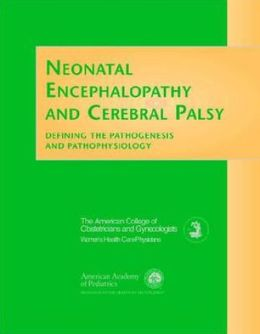 Neonatal Encephalopathy and Cerebral Palsy: Defining the Pathogenesis and Pathophysiology: A Report