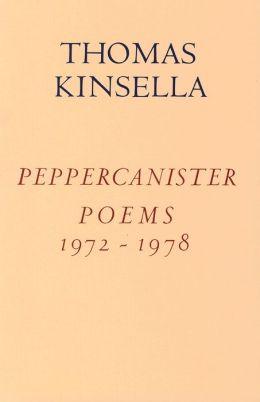 Peppercanister Poems, 1972-1978