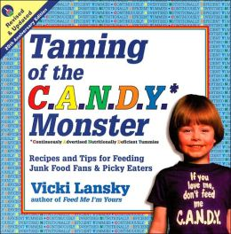 Taming of the C.A.N.D.Y Monster: Continuously Advertised Nutritionally Deficient Yummies