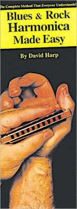 Blues and Rock Harmonica Made Easy!: Compact Reference Library