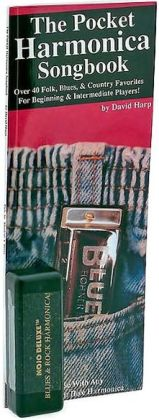 The Pocket Harmonica Songbook with Harmonica
