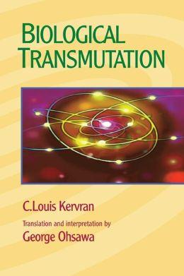 Biological Transmutation