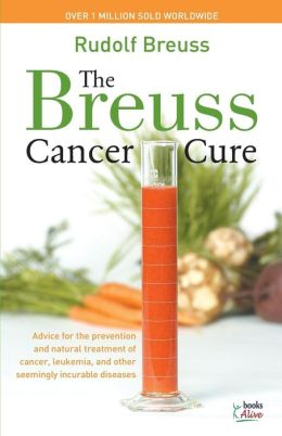 Breuss Cancer Cure