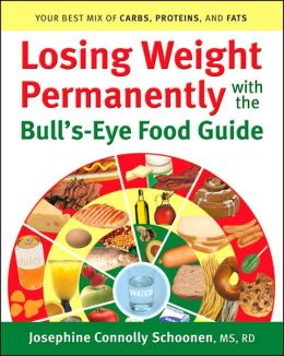 Losing Weight Permanently with the Bull's-Eye Food Guide