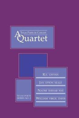 Texas Poets in Concert: A Quartet