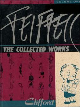 Feiffer: The Collected Works: Clifford