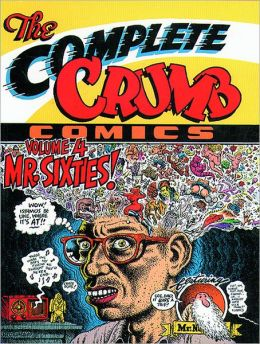 The Complete Crumb Comics Volume 4: