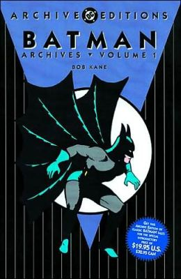 Batman Archives, Volume 1