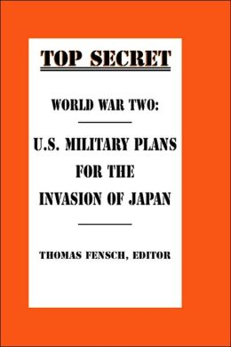 U. S. Military Plans for the Invasion of Japan