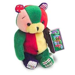 Bean Peef Bear Plush