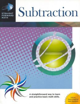 Subtraction (Straight Foward Math Series)