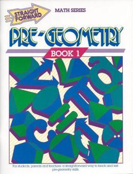 Pre-Geometry
