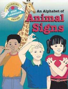 An Alphabet of Animal Signs
