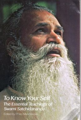 To Know Your Self