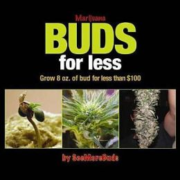 Marijuana Buds for Less: Grow 8 oz. of Bud for Less Than $100