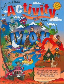 Explore Utah Activity Book