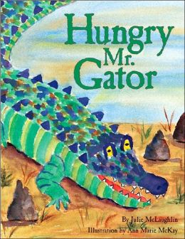 Hungry Mr. Gator